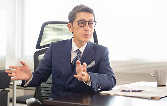 相川 良夫 インタビュー イメージ01