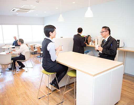 オフィス・施設環境整備 コンサルティング イメージ