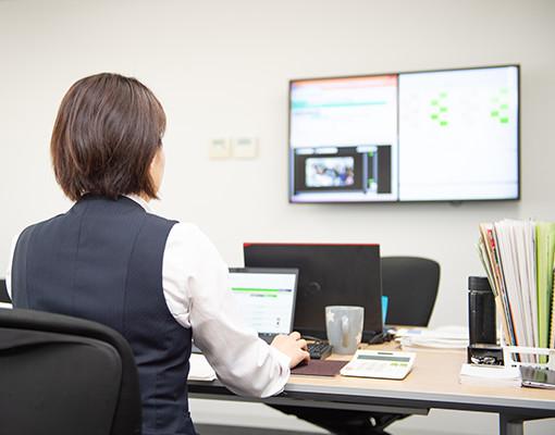 業務改善ソフトシステム導入・運用支援 イメージ